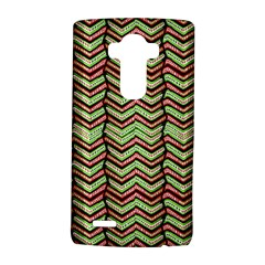 Zig Zag Multicolored Ethnic Pattern Lg G4 Hardshell Case by dflcprintsclothing