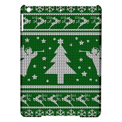 Ugly Christmas Sweater Ipad Air Hardshell Cases by Valentinaart