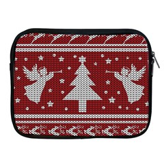 Ugly Christmas Sweater Apple Ipad 2/3/4 Zipper Cases by Valentinaart