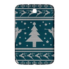 Ugly Christmas Sweater Samsung Galaxy Note 8 0 N5100 Hardshell Case  by Valentinaart