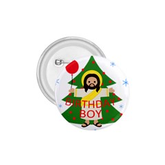 Jesus   Christmas 1 75  Buttons by Valentinaart