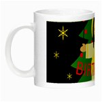 Jesus - Christmas Night Luminous Mugs Left