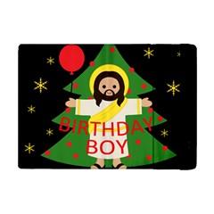 Jesus   Christmas Ipad Mini 2 Flip Cases by Valentinaart