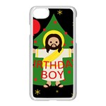 Jesus - Christmas Apple iPhone 8 Seamless Case (White) Front