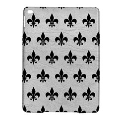 Royal1 Black Marble & White Leather (r) Ipad Air 2 Hardshell Cases by trendistuff