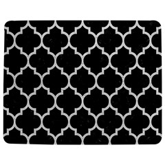 Tile1 Black Marble & White Leather (r) Jigsaw Puzzle Photo Stand (rectangular) by trendistuff