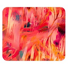 Abstract Acryl Art Double Sided Flano Blanket (small)  by tarastyle