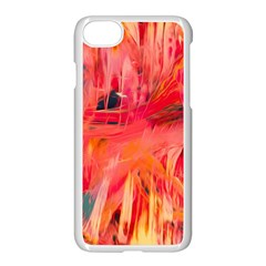 Abstract Acryl Art Apple Iphone 7 Seamless Case (white) by tarastyle