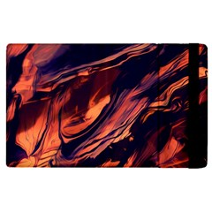 Abstract Acryl Art Apple Ipad Pro 9 7   Flip Case