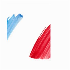 France Flag, Banner Watercolor Painting Art Small Garden Flag (two Sides) by picsaspassion