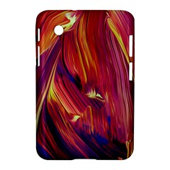 Abstract Acryl Art Samsung Galaxy Tab 2 (7 ) P3100 Hardshell Case  by tarastyle