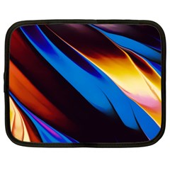 Abstract Acryl Art Netbook Case (xxl)  by tarastyle