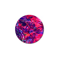 Abstract Acryl Art Golf Ball Marker by tarastyle