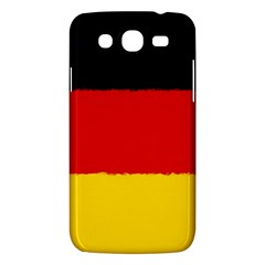 German Flag, Banner Deutschland, Watercolor Painting Art Samsung Galaxy Mega 5 8 I9152 Hardshell Case  by picsaspassion
