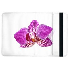 Lilac Phalaenopsis Aquarel  Watercolor Art Painting Ipad Air 2 Flip by picsaspassion
