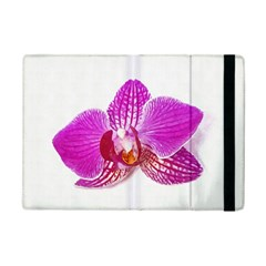 Lilac Phalaenopsis Flower, Floral Oil Painting Art Ipad Mini 2 Flip Cases by picsaspassion