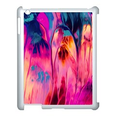 Abstract Acryl Art Apple Ipad 3/4 Case (white) by tarastyle