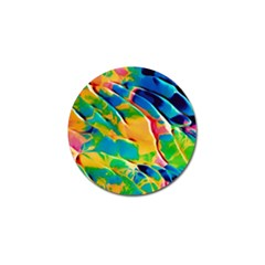 Abstract Acryl Art Golf Ball Marker (10 Pack) by tarastyle