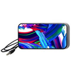 Abstract Acryl Art Portable Speaker by tarastyle