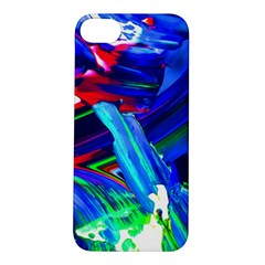 Abstract Acryl Art Apple Iphone 5s/ Se Hardshell Case by tarastyle