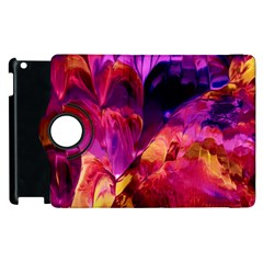 Abstract Acryl Art Apple Ipad 3/4 Flip 360 Case by tarastyle