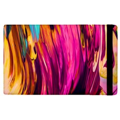 Abstract Acryl Art Apple Ipad Pro 9 7   Flip Case by tarastyle