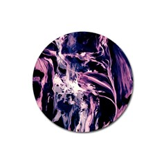 Abstract Acryl Art Magnet 3  (round) by tarastyle