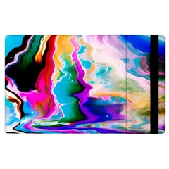 Abstract Acryl Art Apple Ipad 3/4 Flip Case by tarastyle