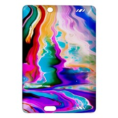 Abstract Acryl Art Amazon Kindle Fire Hd (2013) Hardshell Case by tarastyle