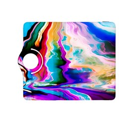 Abstract Acryl Art Kindle Fire Hdx 8 9  Flip 360 Case