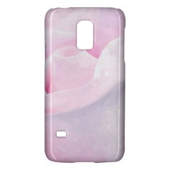 Rose Pink Flower, Floral Aquarel   Watercolor Painting Art Galaxy S5 Mini by picsaspassion
