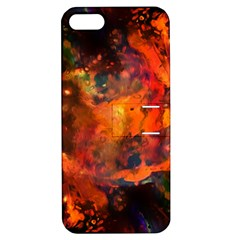 Abstract Acryl Art Apple Iphone 5 Hardshell Case With Stand by tarastyle