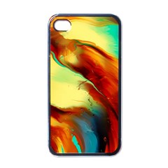 Abstract Acryl Art Apple Iphone 4 Case (black) by tarastyle