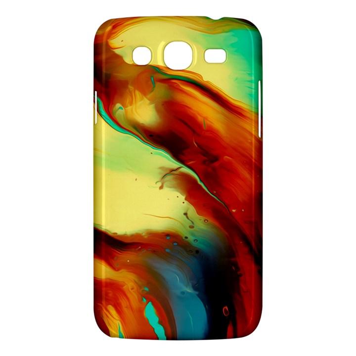 Abstract Acryl Art Samsung Galaxy Mega 5.8 I9152 Hardshell Case