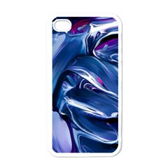 Abstract Acryl Art Apple Iphone 4 Case (white) by tarastyle