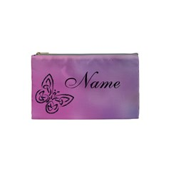 Butterfly Cosmetic Bag (small)  by PhotoThisxyz
