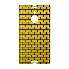 Brick1 Black Marble & Yellow Colored Pencil Nokia Lumia 1520 by trendistuff