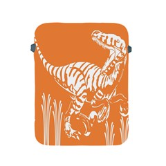 Animals Dinosaur Ancient Times Apple Ipad 2/3/4 Protective Soft Cases by Mariart