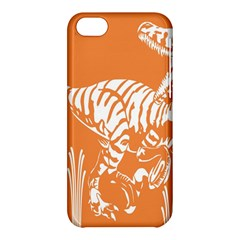 Animals Dinosaur Ancient Times Apple Iphone 5c Hardshell Case by Mariart