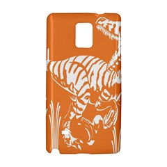 Animals Dinosaur Ancient Times Samsung Galaxy Note 4 Hardshell Case by Mariart