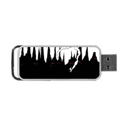 City History Speedrunning Portable Usb Flash (one Side) by Mariart