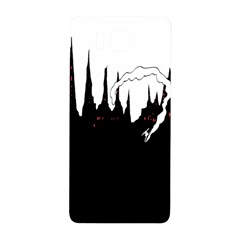 City History Speedrunning Samsung Galaxy Alpha Hardshell Back Case by Mariart
