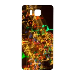 Christmas Tree Light Color Night Samsung Galaxy Alpha Hardshell Back Case by Mariart