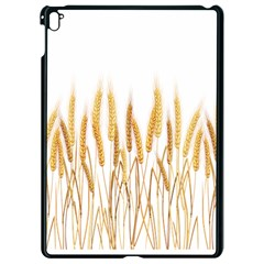 Wheat Plants Apple Ipad Pro 9 7   Black Seamless Case by Mariart