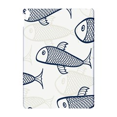 Fish Graphic Flooring Blue Seaworld Swim Water Apple Ipad Pro 10 5   Hardshell Case by Mariart