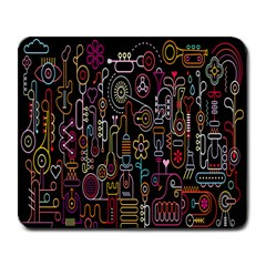 Features Illustration Large Mousepads by Mariart