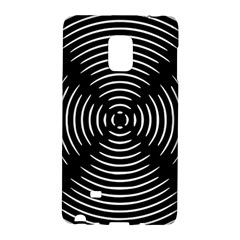 Gold Wave Seamless Pattern Black Hole Galaxy Note Edge by Mariart