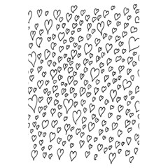 Heart Doddle 5 5  X 8 5  Notebooks by Mariart