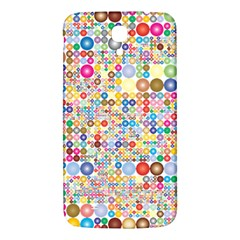 Circle Rainbow Polka Dots Samsung Galaxy Mega I9200 Hardshell Back Case by Mariart