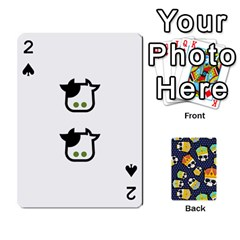 King s Playing Cards 54 Designs by Wanni